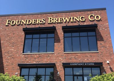 Visiting one of Grand Rapids' many breweries